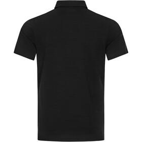 super.natural Wenger Polo Men, jet black